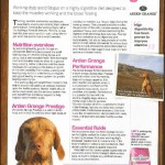 Tallon features in BBC Countryfile magazine